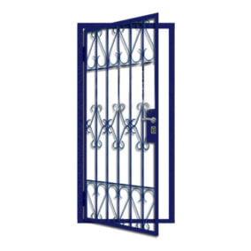 металлисечкая дверь 1