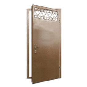 металлисечкая дверь 4