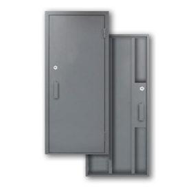 металлисечкая дверь 5